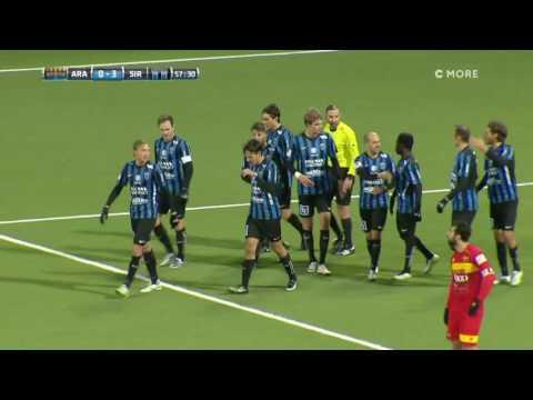 Höjdpunkter: Sirius tog storseger i cuppremiären - TV4 Sport