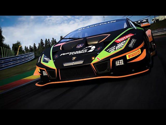 Assetto Corsa Competizione Console Announcement Trailer [PEGI]