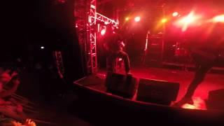 Periphery - Scarlet live Moscow 28.02.15 Juggernaut Tour