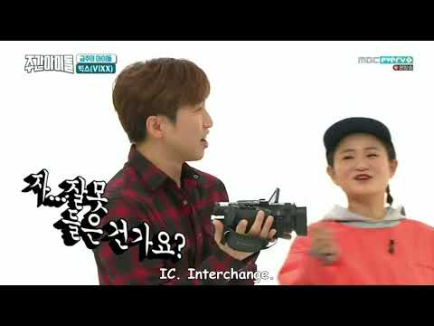 [INDO SUB] Weekly Idol Ep 352 - VIXX and Snuper
