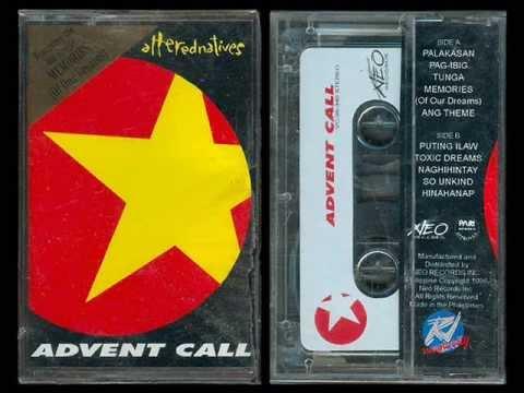 Advent Call  puting ilaw with Lyrics