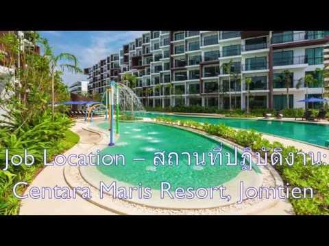 Handyman Engineer - Centra Maris Resort - Jomtien