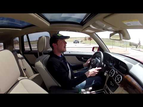 Real Videos: 2013 Mercedes-Benz GLK350 4MATIC Detailed Review