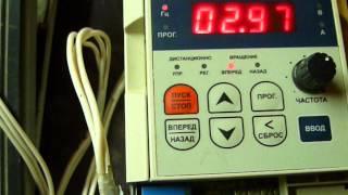 Преобразователь частоты Веспер(, 2013-01-09T16:02:25.000Z)