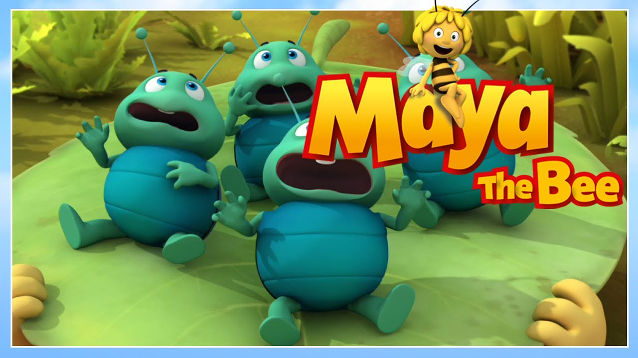 Maya the Bee - The new series! - YouTube