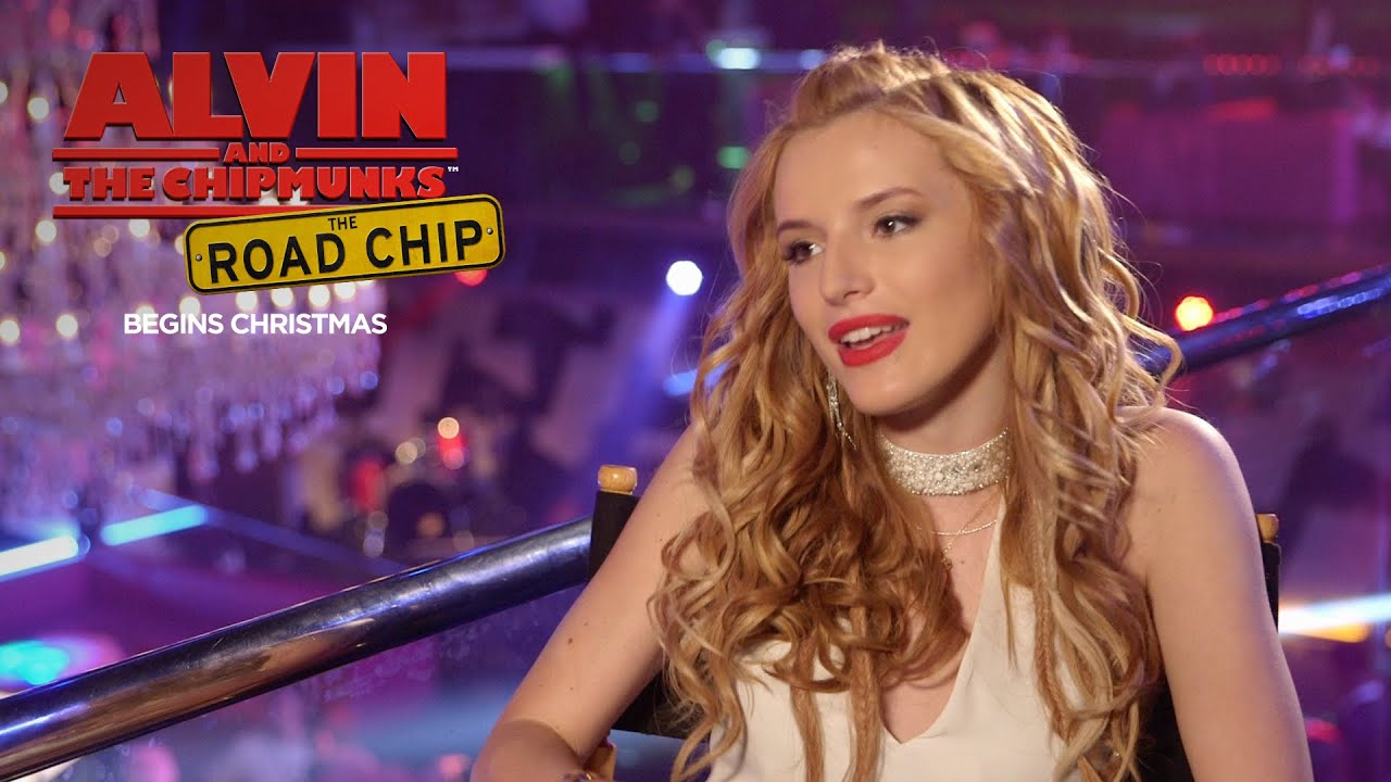 Bella thorne life information - Alvin And The Chipmunks The Road Chip Slice Of Life Featuring Bella Thorne Hd Fox Family