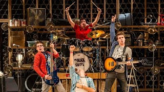 """The Black Suits: """"Rock 'N Roll Band"""" (Kirk Douglas Theatre)"""