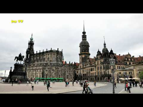 Dresden part 1 Travel Guide english jop TV