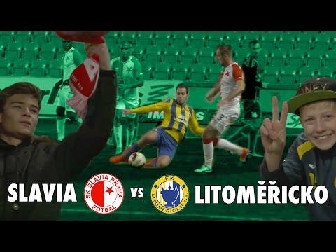 Osmifinále: SK Slavia Praha vs. FK Litoměřicko