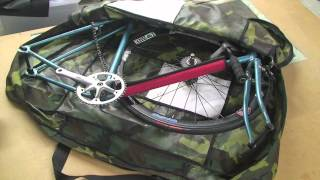 How Pack Your Royd Bike Bag