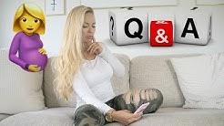 Q&A: 15 vuotiaana raskaaksi? Vanhempien reaktio? Nolointa mitä on tapahtunut?