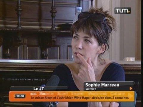 Th tre sophie marceau fait son retour lyon youtube - Sophie davant sans maquillage ...