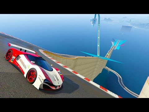 LA CARRERA DEL VÉRTIGO - CARRERA GTA V ONLINE - GTA 5 ONLINE