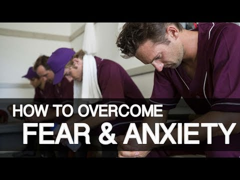 How To Overcome Fear and Anxiety In Sports Craig Sigl