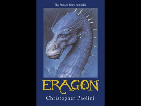 Eragon Book review (Book 1 in the Inheritance Cycle)