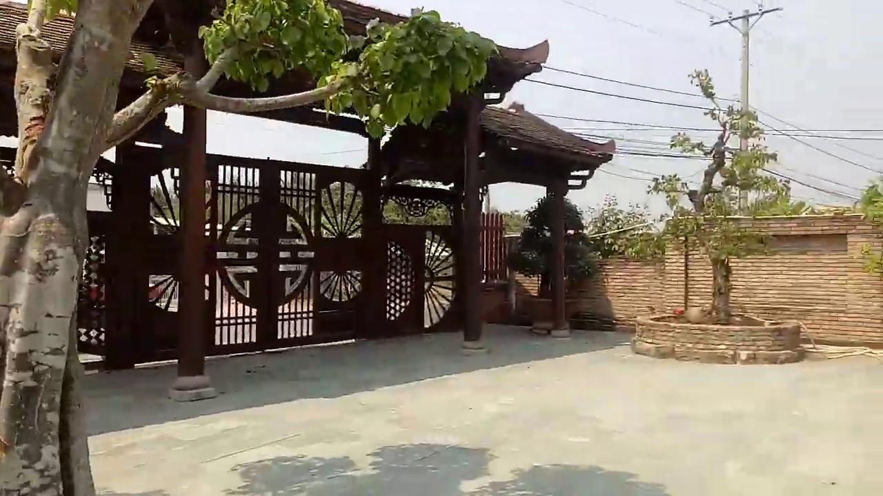 Nhadatcuchi247.com: bán biệt thự gỗ 3600 m2, giá 30 tỷ