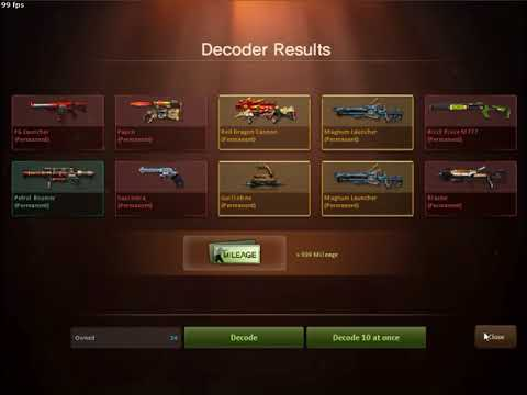 CSNZ - New Decoder Opening System【1】