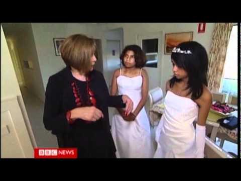 BBC News report on Australian Aboriginal proms and debs