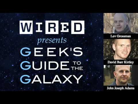 Lev Grossman Interview - Geek's Guide to the Galaxy Podcast #48