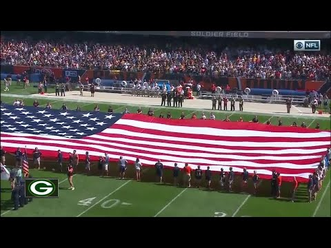 Packers join in on NFL-wide protests of Trump, national anthem