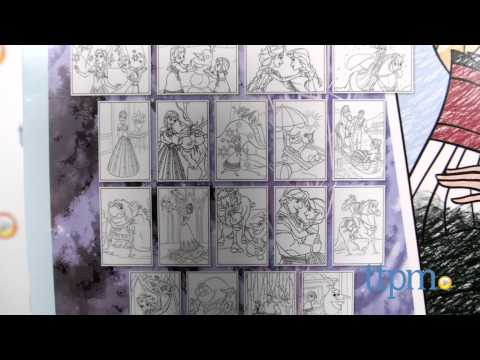 Frozen Giant Coloring Pages from Crayola - YouTube