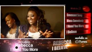 Rebecca - I Believe (Album TV Commercial)