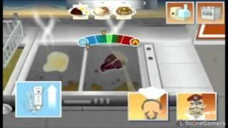 Order Up! Wii Trailer