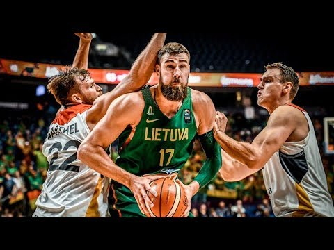 Eurobasket 2017 : Top 10 plays of Lithuania National basketball team in group stage!