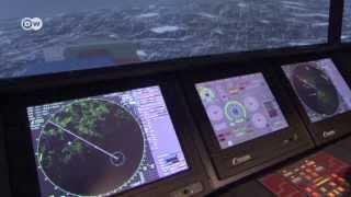 Ausbildung im Extremwetter-Simulator | Journal