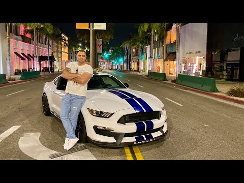 Ford Shelby GT350 Review - American V8 Muscle