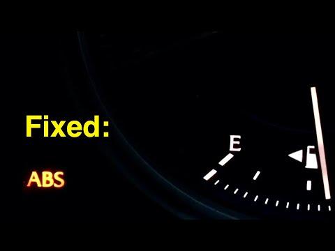 How to fix ABS error – bad wheel speed sensor cable on Lexus & Toyota – C0200, C0205, C0210, C0215