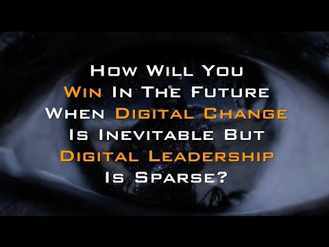 How Will The World Look Like in 10 Years? +++ Digital Leaders Annual Summit 2017 - Luxembourg