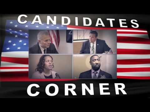 TV SHOW THE BOOTH - CANDIDATES CORNER -  EPISODE 3