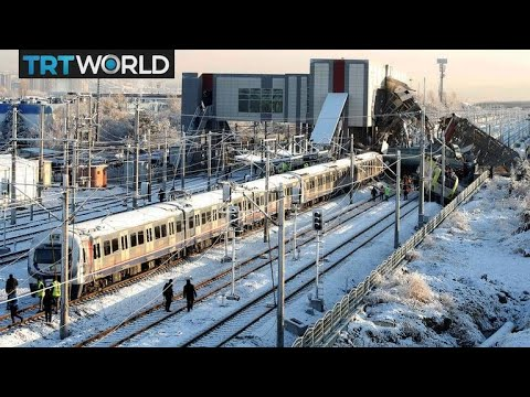 Ankara Train Crash: Deaths, injuries in high-speed rail crash