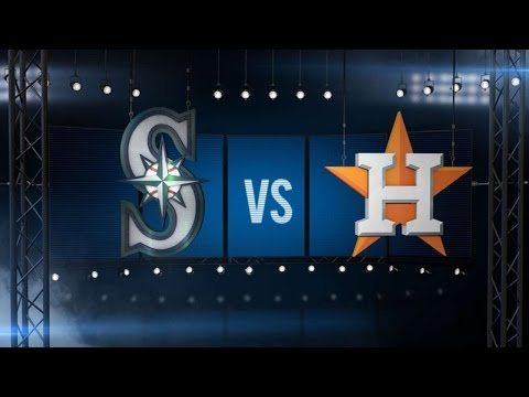 5/7/16: Cano lifts the Mariners over the Astros