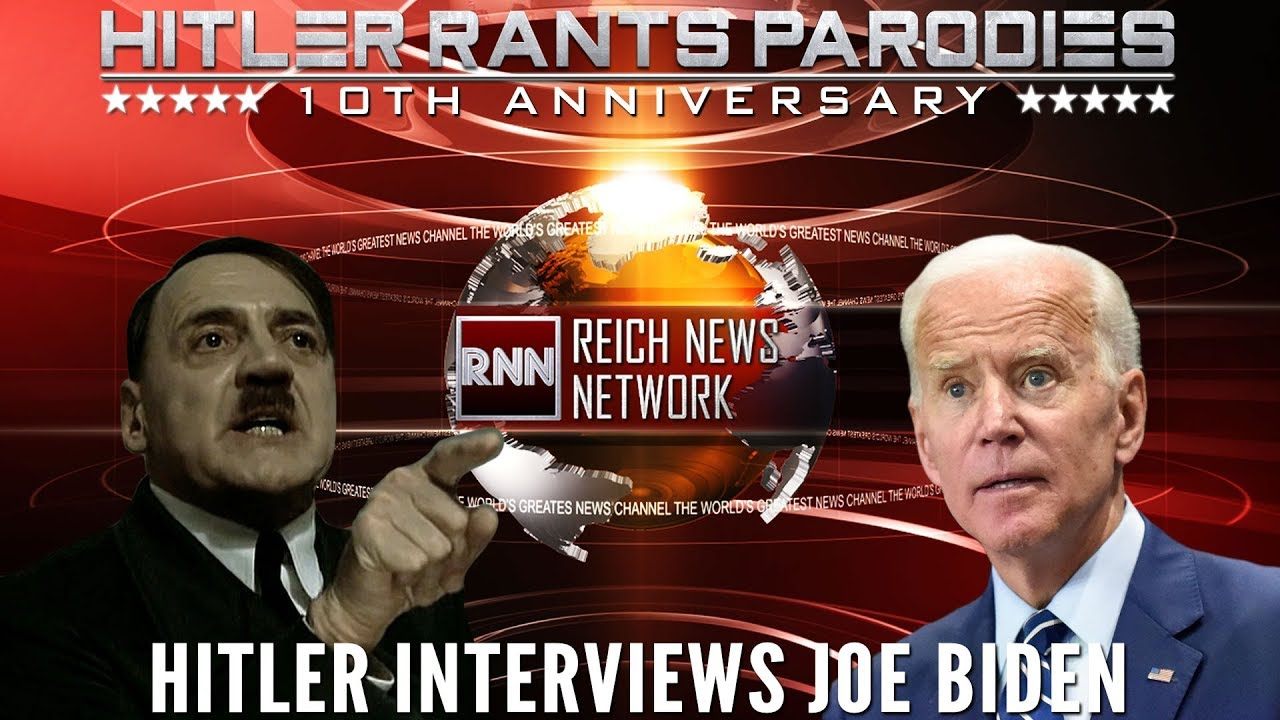 Hitler interviews Joe Biden