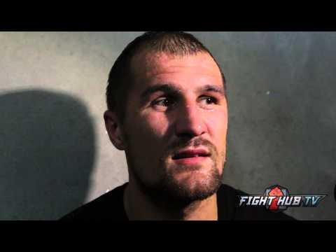 Sergey Kovalev says Stevenson not real champ, Nadjib Mohammedi, Bernard Hopkins & his hardest fight