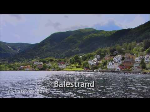 Balestrand, Norway: Smörgåsbord with a View