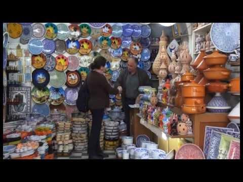 Tunisia - Hammamet,medina Sousse,vila Sebastian