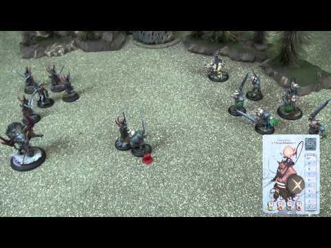 Wrath of Kings Gameplay Tutorial |