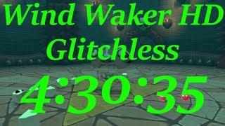 Wind Waker HD Glitchless Speedrun in 4:30:35[World Record]