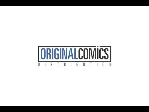 Naissance d'Original Comics Distribution !