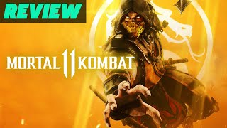 Mortal Kombat 11 Review (Video Game Video Review)