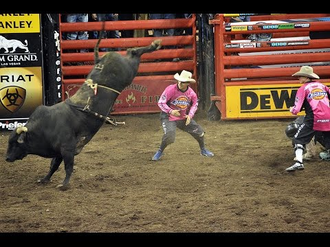 Pro Bull Riding 2015