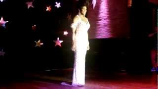 Symphony Alexander-Love in Evening Gown @ Miss Gay Wisconsin 2013