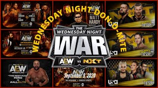 AEW DYNAMITE 9/9/20 Review: MIRO (Rusev) Is ALL ELITE / NXT SUPER TUESDAY II Recap: BALOR Wins Title
