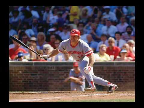 Pete Rose Hall of Fame