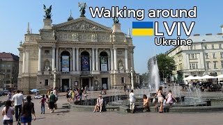 Walking around Lviv, Ukraine | Top sights and attractions