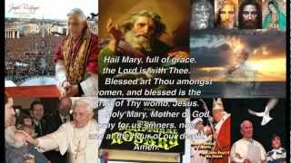 A Scriptural Rosary ~ Glorious Mysteries