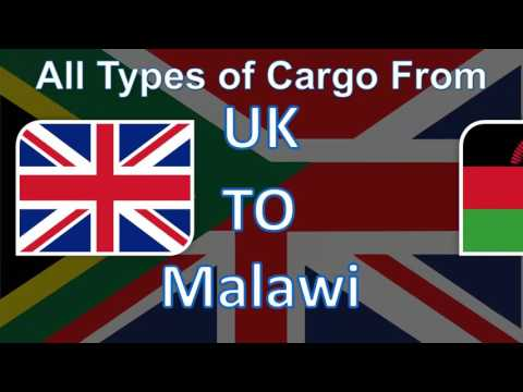 The Most Effective, Fast and Cheapest Shipping Services to Malawi by Cargo to Africa